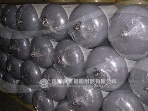 Shipboard Foam Fenders